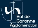 logo de l'agglomération de Val de Garonne