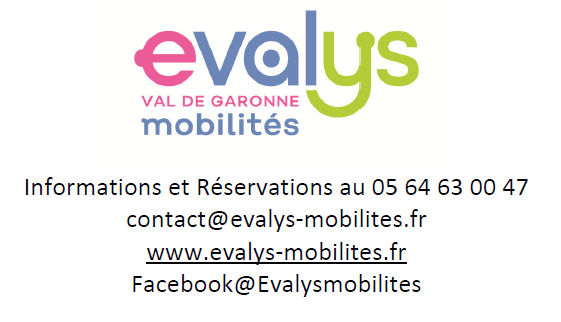 Block contact Evalys 2019