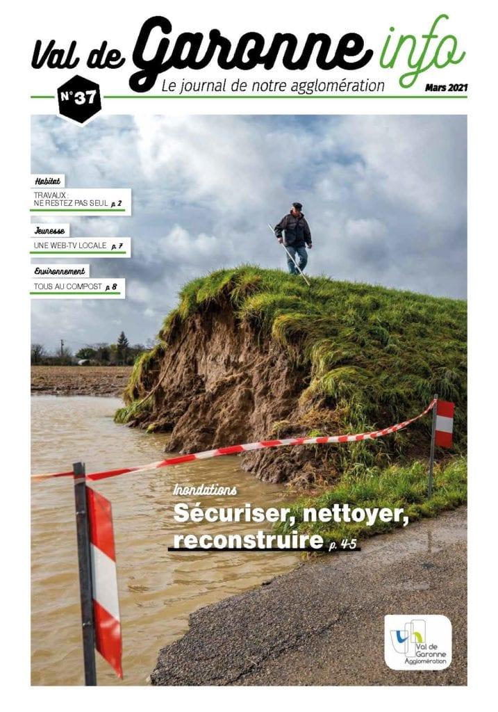 Val de Garonne info   - Mars 2021